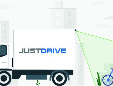 Vrachtwagen camera