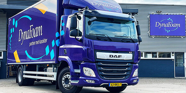 De Graaff Carrosserie B.V. - DAF CF - Dynafoam Waardenburg - compri