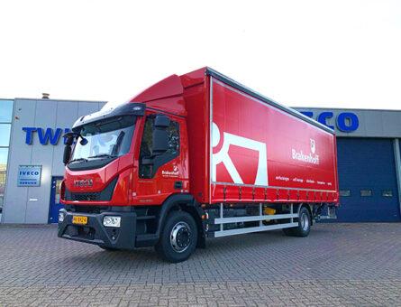 De Graaff Carrosserie - Twisk Truck Service - Brakenhof